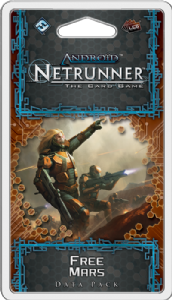 Android Netrunner : Free Mars